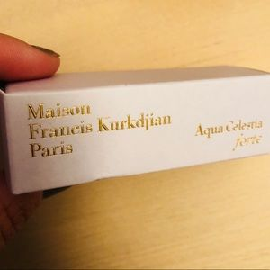 Other - Maison Francis Aqua new spray